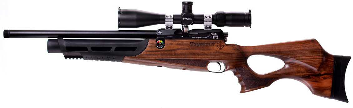 The Daystate Wolverine 2 Air Rifle - Daystate- The Finest Air Rifles
