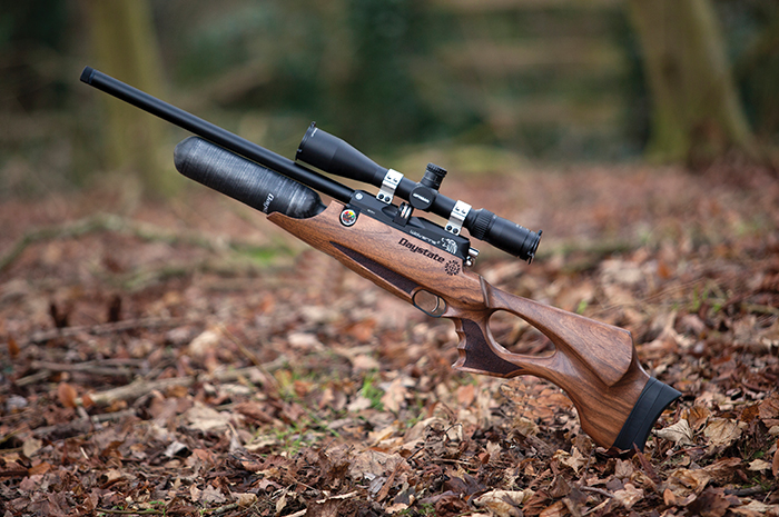 The Daystate Wolverine 2 Air Rifle - Daystate- The Finest
